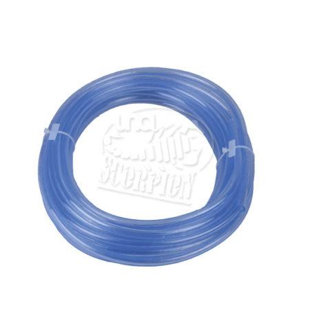CG0006-Crevo za gorivo PVC – providno Ø 6