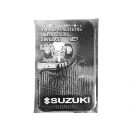 SU015-Zavesice točkova sa natpisom