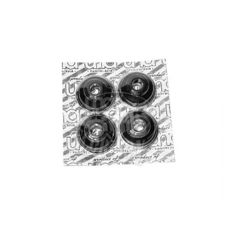 Z1015/C-Garnitura gumica balans štangle sa cevčicom n.t. i metalnim podloškama